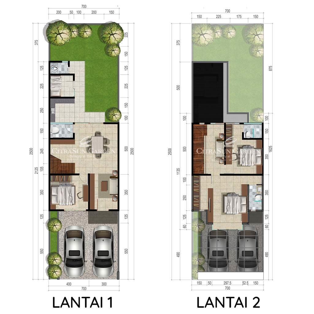 Perumahan Semarang Tengah Kota