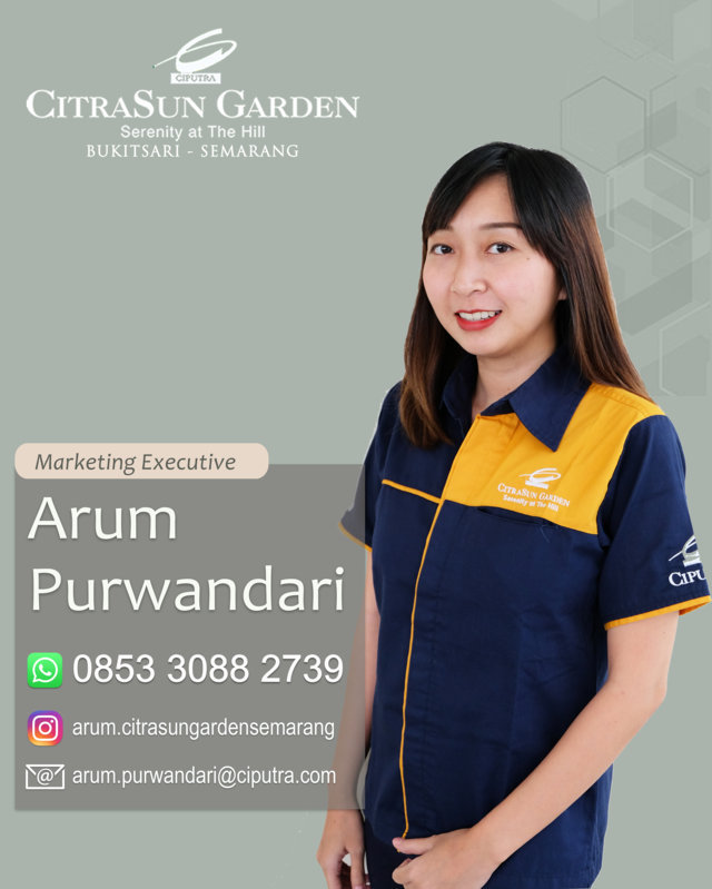 ARUM - MARKETING CITRASUN GARDEN
