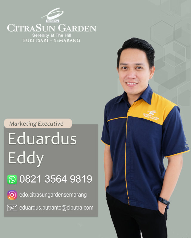 EDO - MARKETING CITRASUN GARDEN