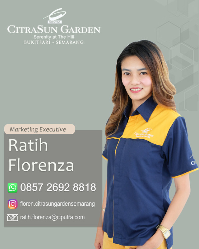 RERE - MARKETING CITRASUN GARDEN