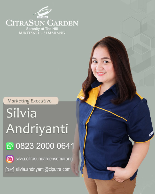 SILVIA - MARKETING CITRASUN GARDEN