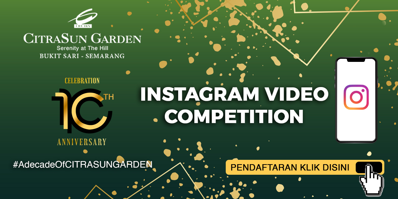 INSTAGRAM VIDEO COMPETITION